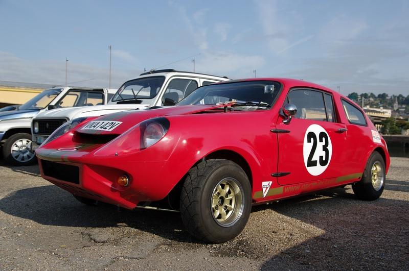 Minicorp british lifestyle rassemblement sur les quais for Garage mini rouen