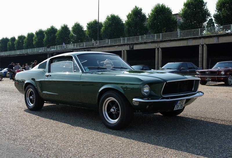 Le 6 septembre Mustang-2